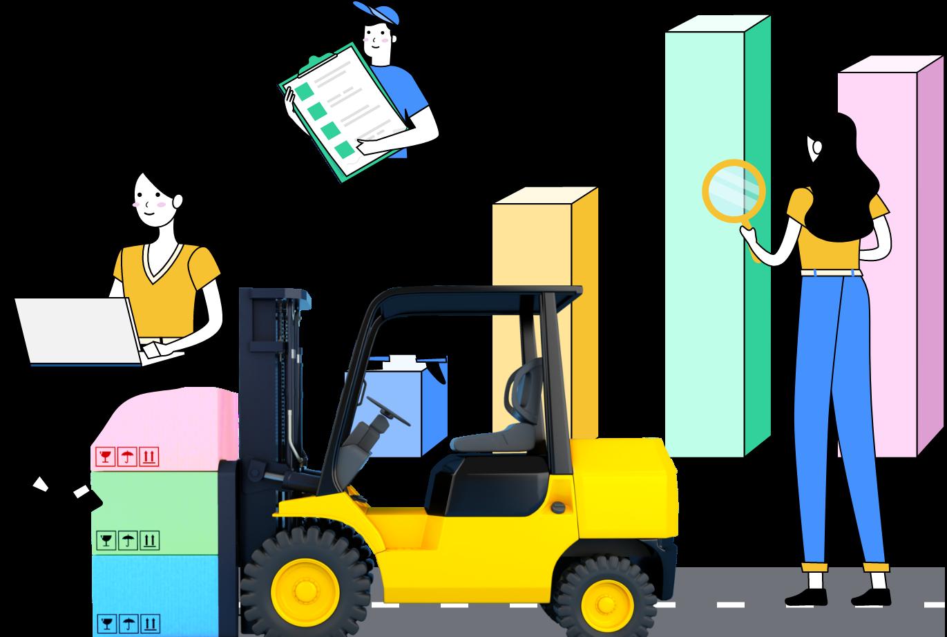 JustLogistics - Inventory Management System